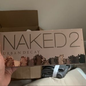 Naked 2 palette by urban decay.